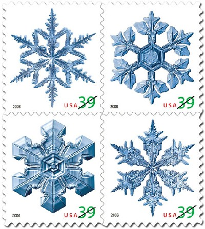 Ice Crystals Microscope Ice Crystals Commonly Begin as